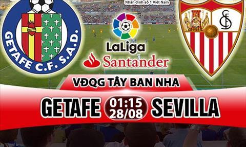 Nhan dinh Getafe vs Sevilla 01h15 ngay 288 (La Liga 201718) hinh anh