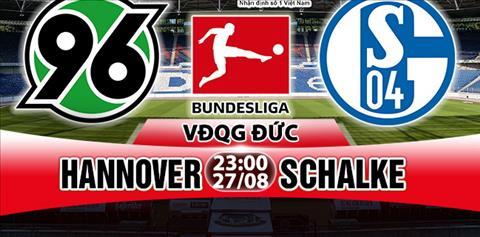 Nhan dinh Hannover vs Schalke 23h00 ngay 278 (Bundesliga 201718) hinh anh