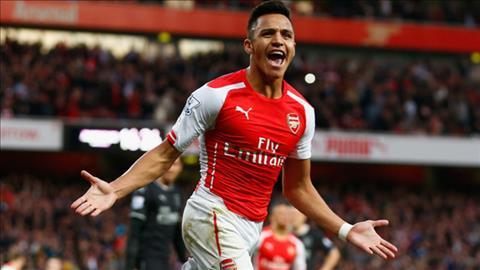 Moi nhat Arsenal tu choi ban Sanchez cho Man City voi gia khungArsenal tu choi ban tien dao Sanchez cho Man City hinh anh 2