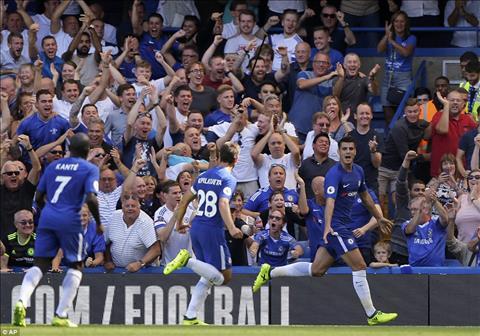 Nhung thong ke an tuong sau tran dau Chelsea 2-0 Everton hinh anh