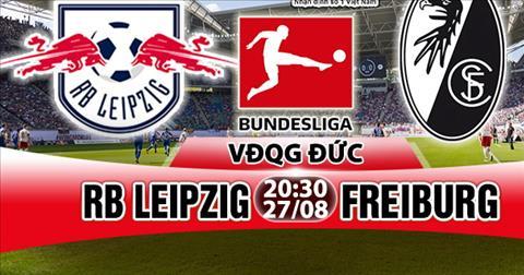 Nhan dinh RB Leipzig vs Freiburg 20h30 ngày 278 (Bundesliga 201718) hinh anh