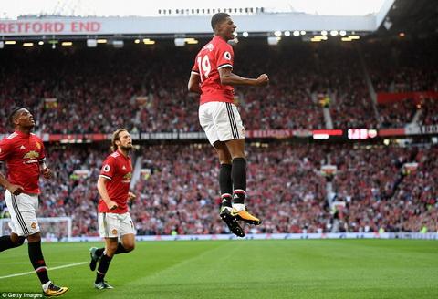 Su toa sang cua Rashford la cau tra loi tot nhat cua Jose Mourinho.