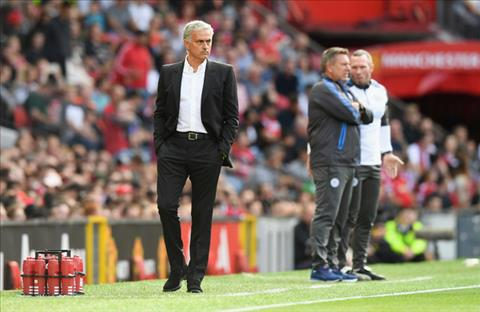Mourinho bat ngo che trach cac CDV Man Utd hinh anh