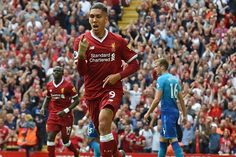 Tien dao Roberto Firmino noi ve Liverpool hinh anh