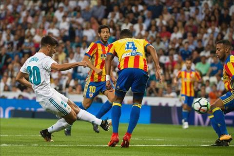 Goc Real Asensio da san sang nhan vuong mien tu Ronaldo hinh anh