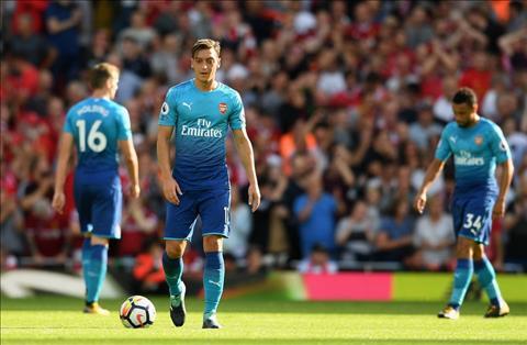 Liverpool 4-0 Arsenal Thua boi sai lam cua Wenger hinh anh