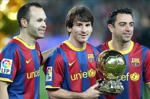 Messi trượt The Best Vì Quái vật đã lộ nguyên hình hình ảnh 2