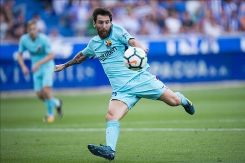 Diem tin bong da toi ngay 59 Messi da ky hop dong moi voi Barca hinh anh