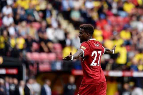 Tien dao Divock Origi noi ve tuong lai o Liverpool hinh anh 2