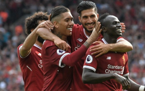 Liverpool vo doi Premier League o kha nang tan cong hinh anh