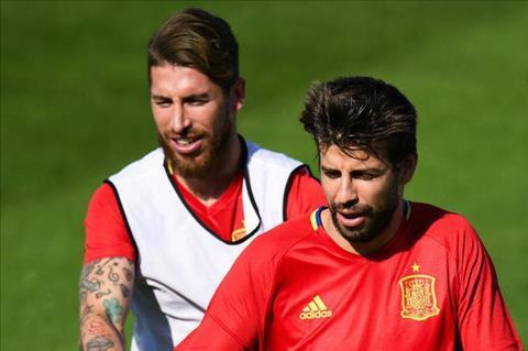 Sergio Ramos bat ngo benh vuc ke thu cua Real Madrid hinh anh