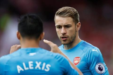 Tien ve Ramsey muon Arsenal tao ra su thay doi hinh anh 2