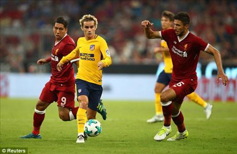 Tong hop Liverpool 1-1 (pen 4-5) Atletico Madrid (Giao huu) hinh anh