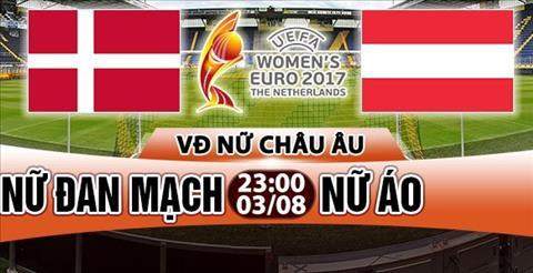 Nhan dinh nu Dan Mach vs nu Ao 23h00 ngay 38 (Euro 2017) hinh anh