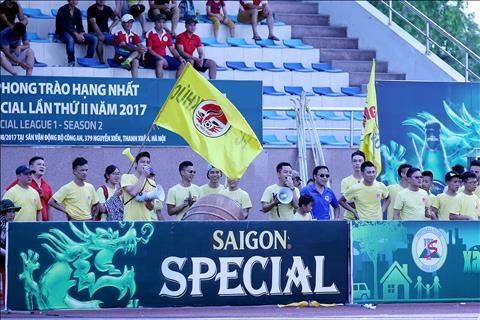 Khai mac Giai hang Nhat – Cup Bia Saigon Special 2017 Tung bung ngay hoi phui hinh anh 2