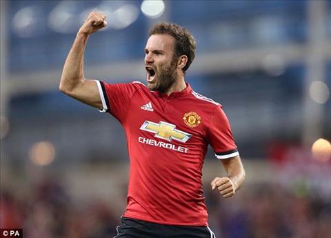 Roma len ke hoach hoi mua tien ve Juan Mata hinh anh