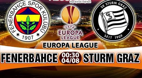 Nhan dinh Fenerbahce vs Sturm Graz 0h30 ngay 48 (So loai Europa League) hinh anh