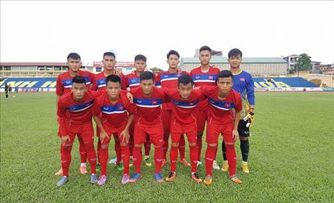 Lich thi dau U18 Dong Nam A 2017 cua DT U18 Viet Nam hinh anh