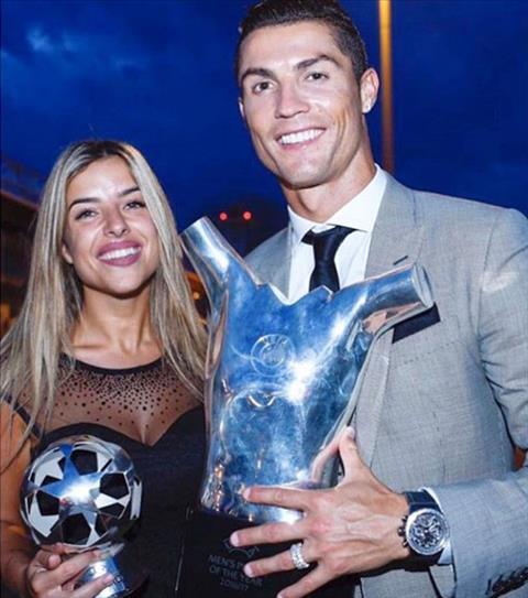 Con gai sieu co Jorge Mendes xoa tin don bat hoa voi Ronaldo hinh anh