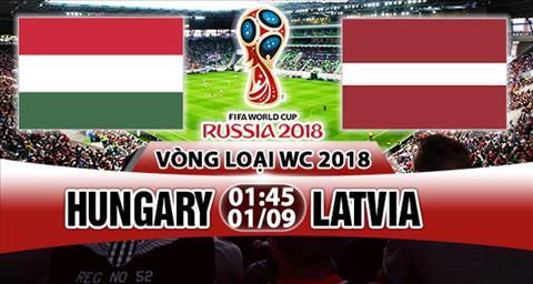 Nhan dinh Hungary vs Latvia 01h45 ngày 19 (VL World Cup 2018) hinh anh