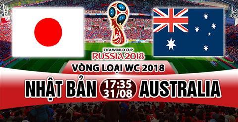 Nhan dinh Nhat Ban vs Australia 17h35 ngay 318 (VL World Cup 2018) hinh anh