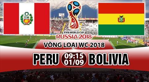 Nhan dinh Peru vs Bolivia 09h15 ngay 19 (VL World Cup 2018) hinh anh