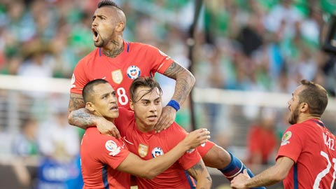 Nhan dinh Chile vs Paraguay 05h30 ngay 19 (VL World Cup 2018) hinh anh