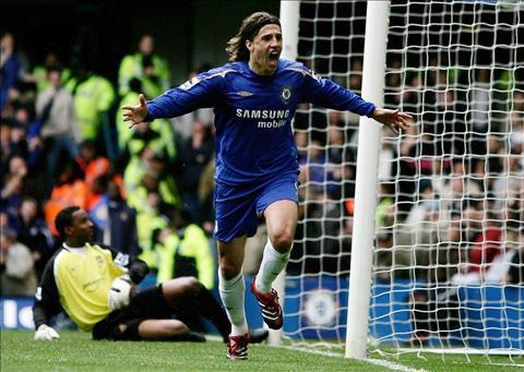 Alvaro Morata va nhung so 9 tung khoac ao Chelsea hinh anh 2