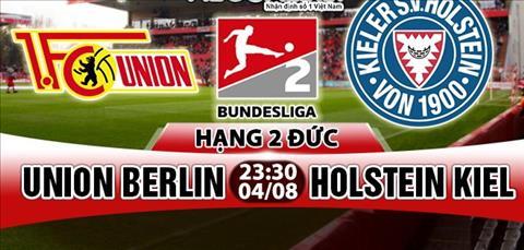 Nhan dinh Union Berlin vs Holstein Kiel 23h30 ngay 48 (Hang 2 Duc 201718) hinh anh