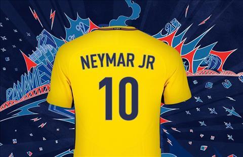 Pastore nhuong ao so 10 cho tien dao Neymar hinh anh