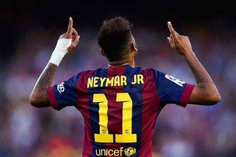 Chinh thuc chuyen toi PSG, Neymar gui tam thu cho Barcelona va Messi hinh anh