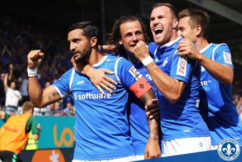 Nhan dinh Kaiserslautern vs Darmstadt 01h30 ngay 58 (Hang 2 Duc 201718) hinh anh
