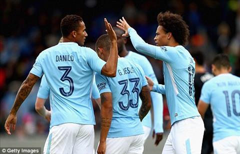 Tong hop Man City 3-0 West Ham (Giao huu) hinh anh