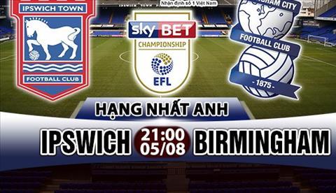 Nhan dinh Ipswich vs Birmingham 21h00 ngay 58 (Hang Nhat Anh 201718) hinh anh