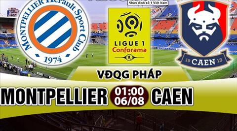 Nhan dinh Montpellier vs Caen 01h00 ngay 68 (Ligue 1 201718) hinh anh