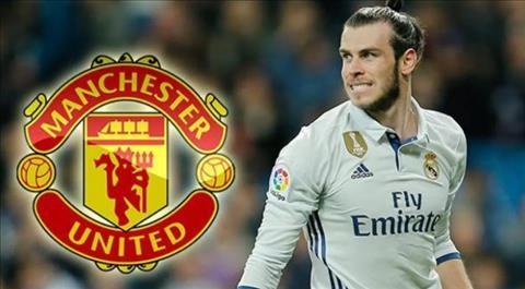 Tien ve Gareth Bale noi voi Modric rang muon cap ben MU hinh anh 2