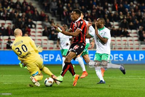 Nhan dinh Saint-Etienne vs Nice 1h00 ngay 68 (Ligue 1 201718) hinh anh