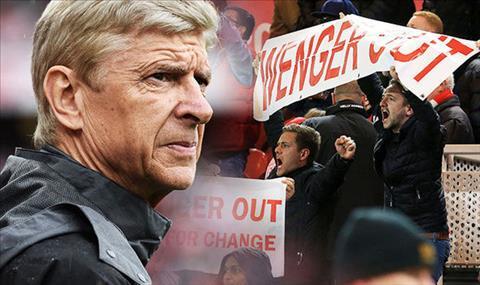 Wenger Nguoi ta doi giet suot ma toi van o Arsenal day nay hinh anh