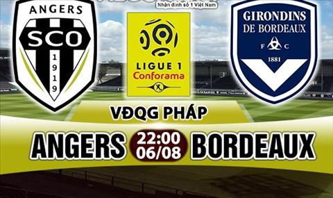 Nhan dinh Angers vs Bordeaux 22h00 ngay 68 (Ligue 1 201718) hinh anh