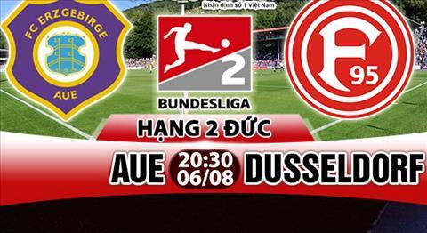 Nhan dinh Aue vs Dusseldorf 20h30 ngay 68 (Hang 2 Duc 201718) hinh anh