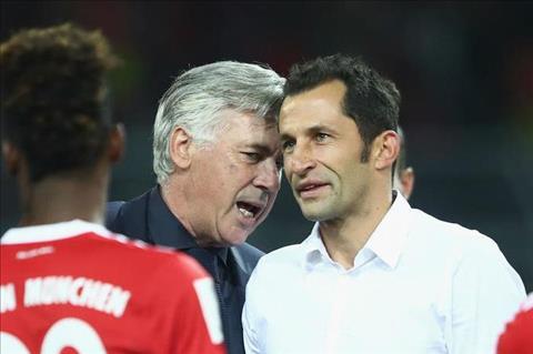 HLV Ancelotti tran an CDV Dung lo, Bayern se on! hinh anh