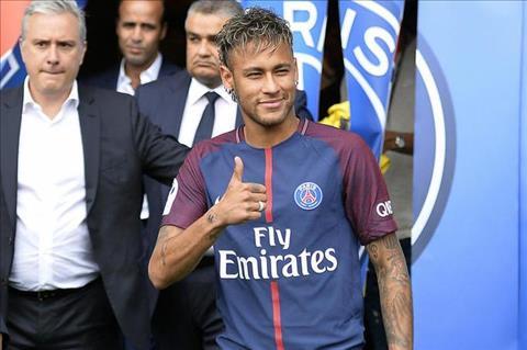 HLV PSG noi gi khi chuan bi co su phuc vu cua Neymar hinh anh