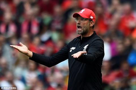 HLV Jurgen Klopp thua nhan Liverpool co the se khong bo sung luc luong.