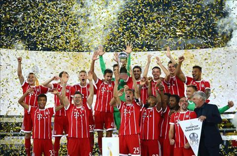 Bayern Munich 2-2 (pen 5-4) Dortmund Hum xam doat Sieu cup Duc sau loat dau sung hinh anh