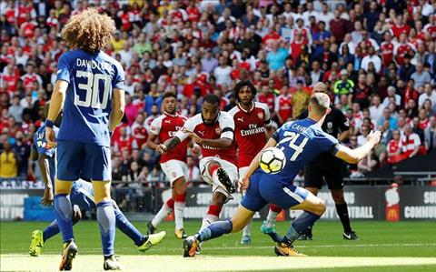 Chelsea thua Arsenal HLV Conte tha thinh ca nuoc Anh hinh anh