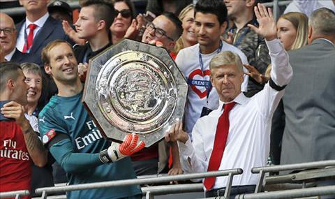Doat Sieu Cup Anh, Wenger tien toi keu goi fan Arsenal dong long ung ho hinh anh