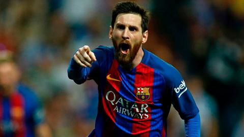 Lionel Messi xuat sac nhat trong lich su La Liga.