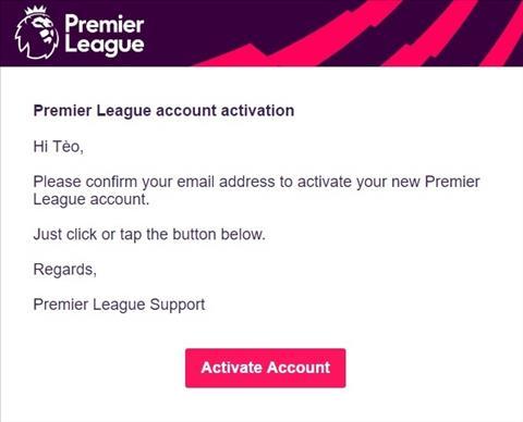 Cach dang ky tai khoan trong Fantasy Premier League hinh anh 5