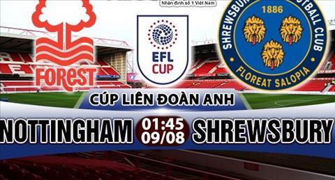 Nhan dinh Nottingham vs Shrewsbury 01h45 ngay 98 (Cup Lien doan Anh 201718) hinh anh