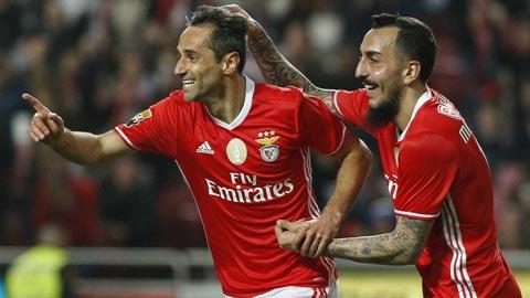 Nhan dinh Benfica vs Braga 03h00 ngay 108 (VDQG Bo Dao Nha 201718) hinh anh